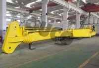 Offshore Crane 40m Long Boom Crane Marine Hydraulic Deck Crane Machine