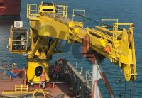 Offshore Crane 40m Long