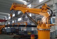 Low Price Fixed Telescopic Lattice Boom Cranes Are Low Weight Design Make Them Maintenance-Friendly.