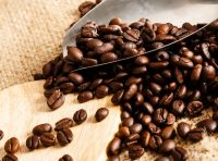 Rice, coffee bean, coffee instant, cashew nut