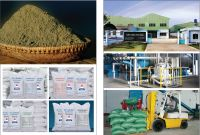 Fish oil,  Shrimp soluble attract, limestone, fish meal, animal feed