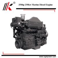 Cheap and durable 6-cylinder 350 hp marine boat engine