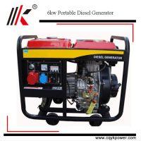 Top sale small diesel generator with 10hp diesel engine