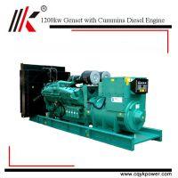 High quality 1200kw 1500 kva KTA50-G3 Cummins engine diesel generator