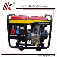 2017 new design small 2kw diesel generator