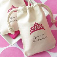 100% Cotton Muslin Bag/