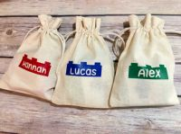 Favor Bag/ Party Favor Bag/ Cotton Gift Bag/ Muslin Bag