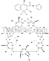 Piroxicam-beta-cyclodextrin complex