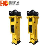 Hydraulic breaker for 20-26 ton excavator