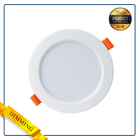 7W Led downlight with simple ultrathin design