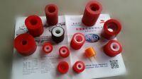 12*52*h30  wheel  TPU roller for edger grinding machine/ better wear-resisting wheel