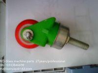 OD38*M10 waterproof castor for operuting deck /waterproof &dust proof wheel for woodworking machine
