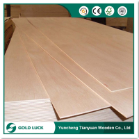 Furniture Grade Okoume Face/Back Commercial Plywood