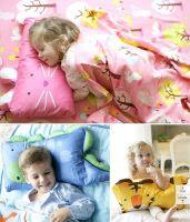 Baby Infant Kids Girls Boys Animal Cotton Pillow Cushion