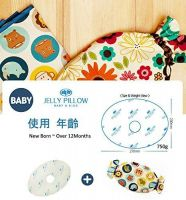Baby Pillow Keeps the Baby's Head Cool Prevent Flat Head Cool Pillow