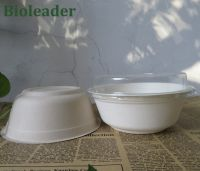 High Quality Round Small Disposable Biodegradable Sugarcane Material for Bowl