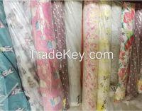 """Cotton Print Woven 5M~7M/kg 57""""/58"""" Remnants KG"""