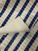 Poly Fancy Jacqurd Velveteen bonded woven 150cm- for sofa fabric