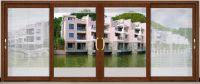 Hot Sale Aluminum Windows by Gungxi Pinglu