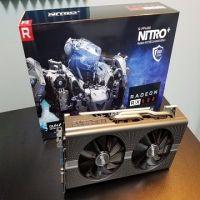 Latest In Stock Sapphire Radeon Nitro+ Rx 480, Rx 470, Rx 580, Rx 570 8GB GDDR5 Dual /DVI-D /Dual DP OC Graphics Cards