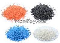 TPE Raw Material for Rubber Floor Mat