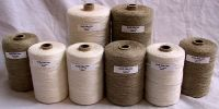 100 Linen Yarn 36Nm long