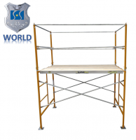 Hot selling walkthrough Frame Scaffolding components ledger