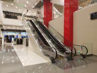 VVVF shopping mall escalator