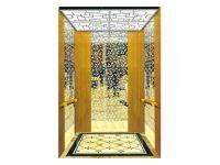 MHS Golden Mirror Etching Elevator