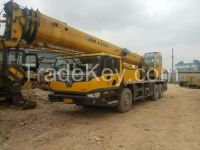 Used XCMG QY25K Truck Crane