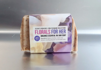 Florals for Her Organic Essential Oil Bar Soap