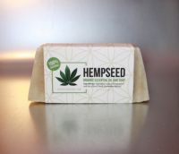 Organic Hemp Seed Oil Bar Soap
