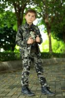 eco-friendly, breathable outdoor kids' pant