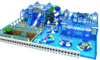 top popular commercial indoor soft playground