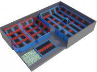 top popular commercial indoor trampoline park