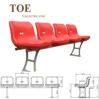 Double layered orthopedic stadium seat