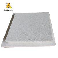 Heat resistant pure Alumina Ceramic Foam Filter for aluminium industry use