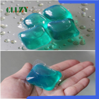 High Concentrated PVA Water Soluble Film Laundry Detergent Pods