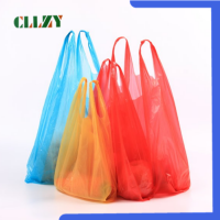 Eco-friendly biodegradable PLA plastic bags