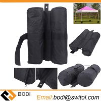 Portable Leg Weights Canopy Sand Bag for Outdoor Camping Pop up Canopy Tent Weighted Feet Bag Sand Bag