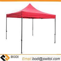 Outdoor Waterproof Gazebo Commercial Folding Pop up Tent 3X3 3X6 Meters 10X10 10X20 Feet Portable Event Canopy Tent