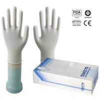 Disposable Surgical Latex Medical Examination Gloves in Malaysia