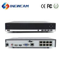 8CH 4MP P2p Poe P&P CCTV Network Video Recorder