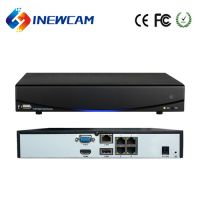 16CH 4MP P2p Remote Streamview POE NVR