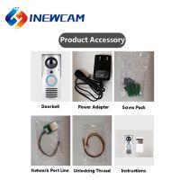 720P Motion Detection Video Intercom Wifi Doorbell Camera