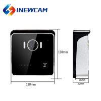 720P Night Vision Wireless Video Doorbell Camera