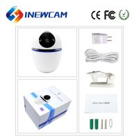 New 1080P Auto Tracking Battery Operated Wireless Security Camera