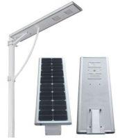 lamp solar panel all in one 40W 60W 80W 100W All In One Solar Street Light