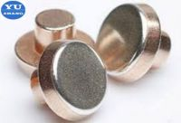 bimetal rivet contacts for Contactor