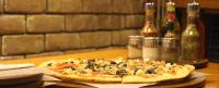 Thin Crust Pizza